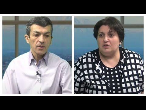 «Նոյյան Տապան»-ի հյուրերն են իրավապաշտպան Նինա Կարապետյանցը և փաստաբան Արայիկ Պապիկյանը
