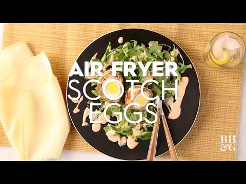 Air-Fryer Scotch Eggs | Cooking: How-To | Better Homes & Gardens