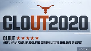 PEACHES Texas Longhorns 2020 Hype #cloUT2020