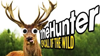 TheHunter: Call of the Wild Beta Gameplay - Hunting with Drae and Blitz! - Let's Play The Hunter