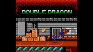 Original NES Double Dragon on the Nintendo Switch!