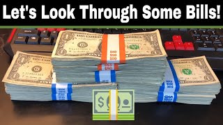 $1 Federal Reserve Notes - Searching for Fancy Serial Numbers and Star Notes