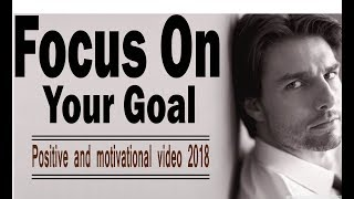 Focus on your goal | Motivational Quotes | Positive Thoughts | WhatsApp Status Video