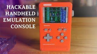 Open Source, DIY, Handheld Retro Gaming | Clockwork Game Shell
