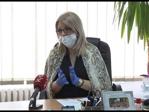 Human papillomavirus on finger