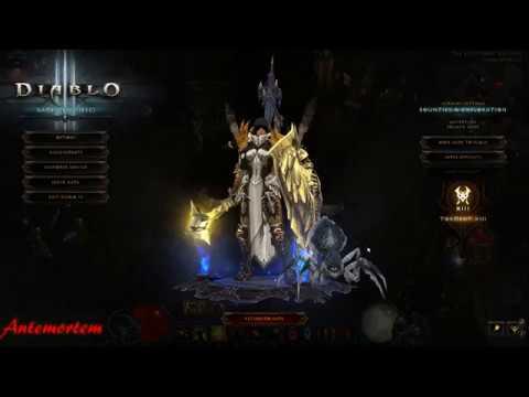 Diablo 3 [2 6 1] - Akkhan Condemn Crusader Solo Push 110+