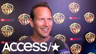 Patrick Wilson: Making 'Aquaman' 'Was Unlike Any Other Experience That I've Had' | Access