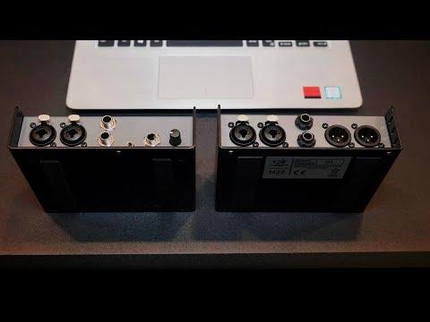 Cranborne Audio N22 & N22H breakout boxes - NAMM 2020