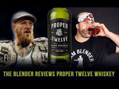 The Blender reviews Proper Twelve Whiskey