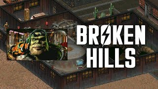 Broken Hills: The Story of Marcus the Sheriff, Francis the Arm-Wrestler, & Sweaty Eric - Fallout 2