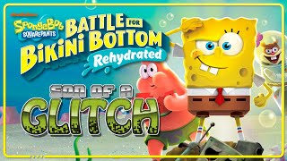 Spongebob Battle For Bikini Bottom Rehydrated Glitches - Son Of A Glitch - Episode 96