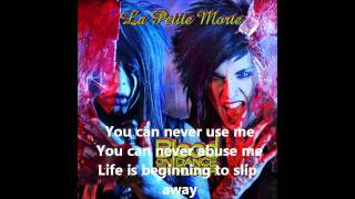 "Blood On The Dance Floor - ""La Petite Morte"" with Lyrics"