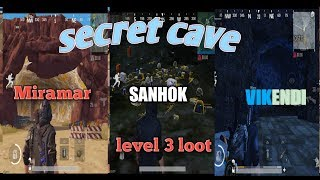 secret cave in pubg mobile sanhok - TH-Clip