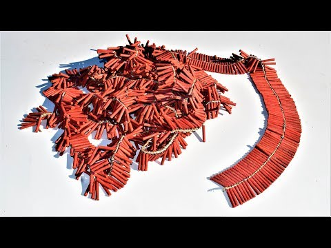 2000 FIRECRACKERS SHOTS AT ONCE – Chinese Whisper