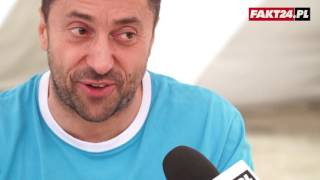 Marcin Miller o kontaktach z mafią: można było w papę dostać!