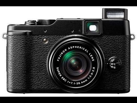 Fujifilm X10 Introduction
