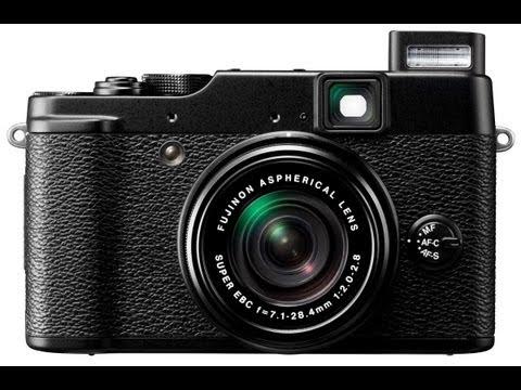 Fujifilm X10 Introduction