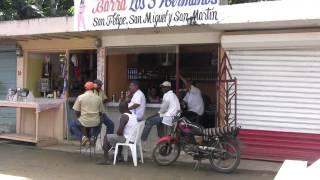 preview picture of video 'Santa Bárbara de Samaná - Mercado'