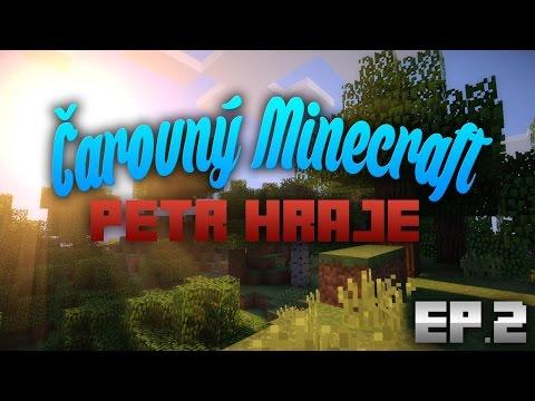 Minecraft Čarovný MC Part-2 Hledáme parcelu + Oly