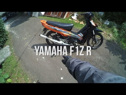 #RIDINGIMPRESSION | YAMAHA F1Z R / F1ZR / SS TWO / Y110 | DITABRAK IBU IBU | TEST RIDE | MOTOVLOG |