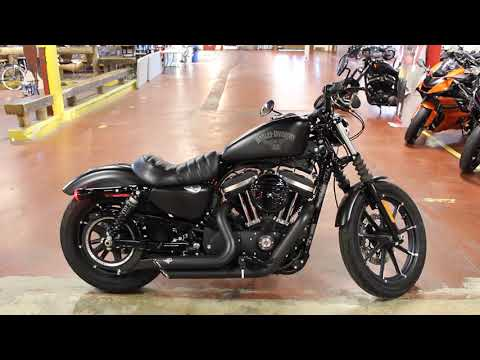 2018 Harley-Davidson Iron 883™ in New London, Connecticut - Video 1