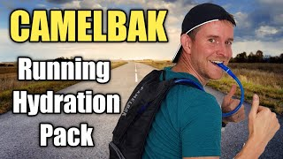 Running Hydration with Camelbak Classic review