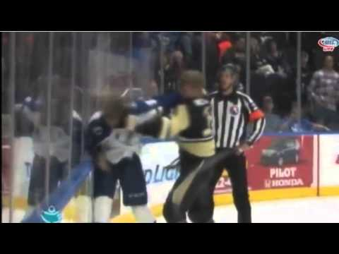 Carter Ashton vs. Reid McNeill