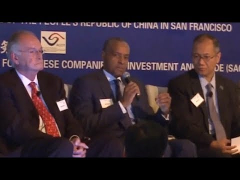 California looks to China, foreign investors for infrastructure assistance