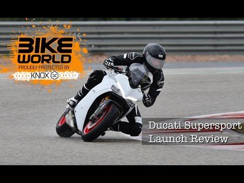 2017 Ducati SuperSport in Thousand Oaks, California