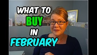 WHAT TO BUY IN FEBRUARY | TIPS & TRICKS TO SAVE MONEY 💰