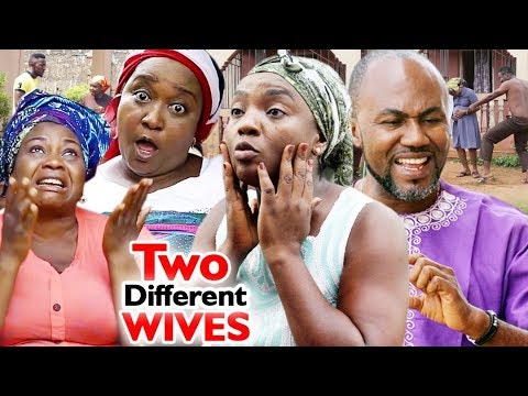 Two Different Wives 1&2 - Chioma Chukwuka Latest Nigerian Nollywood Movie