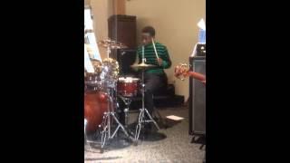 Playin Charles Jenkins -WAR at Christ Fellowship Baptist Church