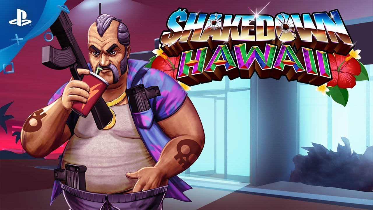Shakedown: Hawaii Hits PS4, PS Vita May 7