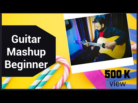 7 Most Popular Hindi songs ONLY in 4 CHORDS- HOW TO PLAY BY Keshav Raj