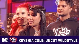 Keyshia Cole Gets Saved By Her Squad | UNCUT Wildstyle | Wild 'N Out