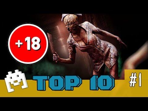 Top 10: (+18) En Korkunç Oyunlar