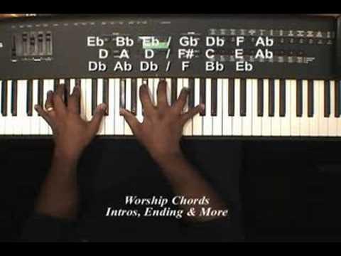 Worship Chords - intros, endings & more