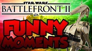 ROGER ROGER!!! || Star Wars Battlefront 2 Funny Moments