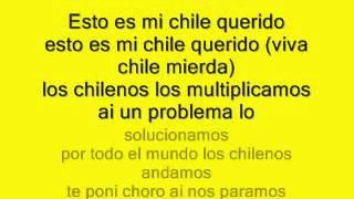 Mi Chile - Dj Mendez (Lyrics)
