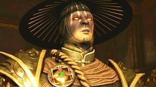 Mortal Kombat X  All Cutscenes Movie FULL
