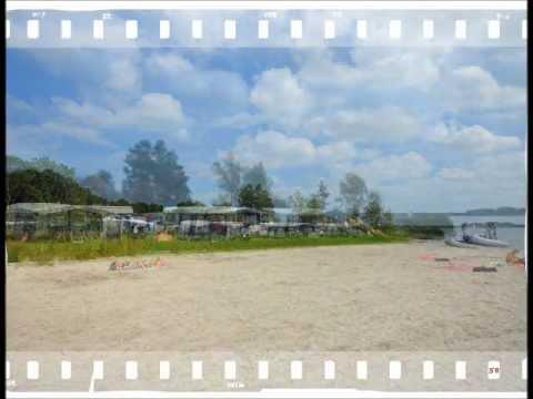 Rondje Camping Erkemederstrand Zeewolde 2011