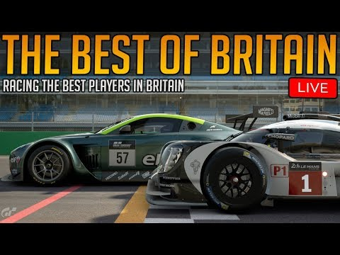 Gran Turismo Sport: Racing Against The Best Players of Britain
