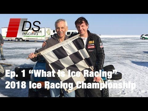 What Is Ice Racing? - Ice Race Championship 2018 - Episode 1