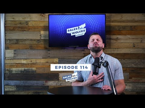 Sales Wolves Podcast | Episode 114 | Networking 101