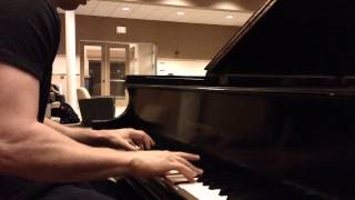 Basshunter- I Know U Know (Piano)
