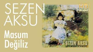 Sezen Aksu - Masum Değiliz (Official Audio)