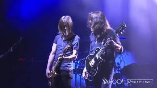Steven Wilson Home invasion regret 9 Live Music