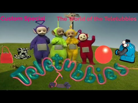 Teletubbies Custom Special - The World of the Teletubbies