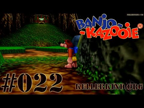 Banjo-Kazooie #022 – Click Clock Wood – Frühling ★ Let's Play Banjo-Kazooie [HD|60FPS]