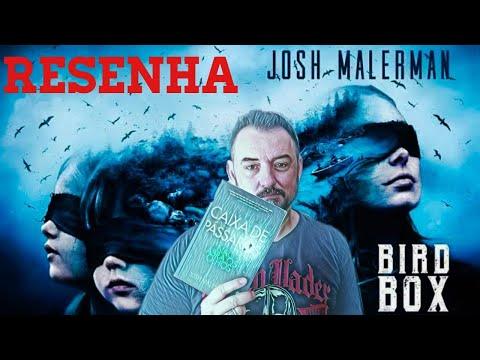 RESENHA | LIVROS | INTRINSECA | JOSH MALERMAN - CAIXA DE P�SSAROS